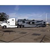 57 Continental Coach  Custom Luxury 5th Wheels And
