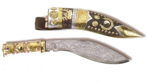 khukri blade kukri knife the knives of nepal gurkas