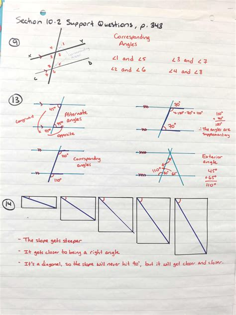 Chapter 10 Angles And Triangles Grade 8 Math Jeremy