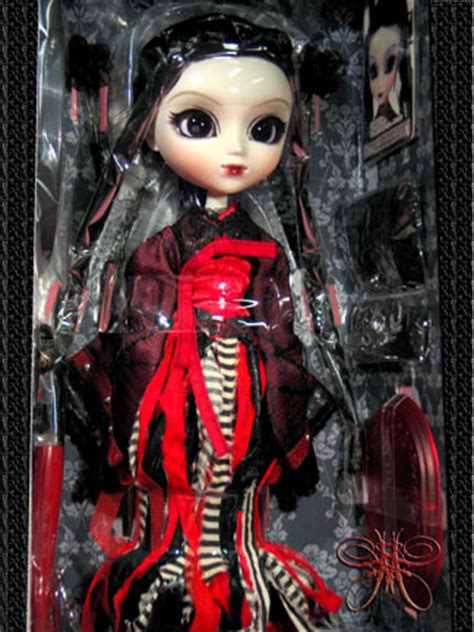 haunted doll singapore free shipping nrfb mir pullip brand new doll korean ghost