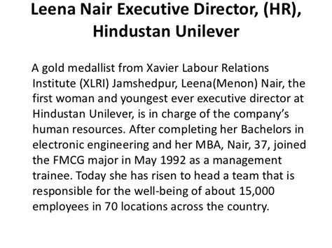 Executive Mba In Hr From Xlri by Power