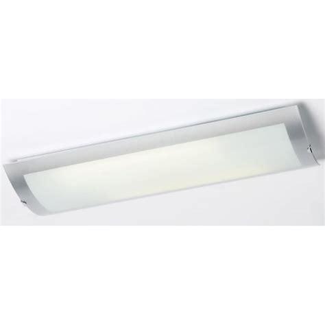 Low Energy Kitchen Lights Endon Endon 1405 67 Plch 2 Light Modern Low Energy Flush Kitchen Ceiling Light Opal Glass Chrome