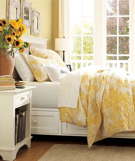 Yellow Bedroom by Beautiful Bedrooms Beds Home Bunch Interior Design Ideas