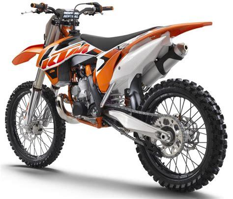 2015 Ktm 150sx 2015 Ktm Motocross Bike Range Transmoto