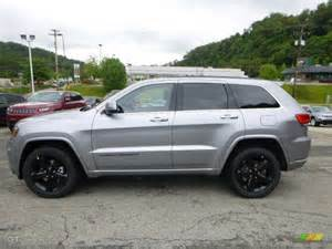2015 billet silver metallic jeep grand altitude