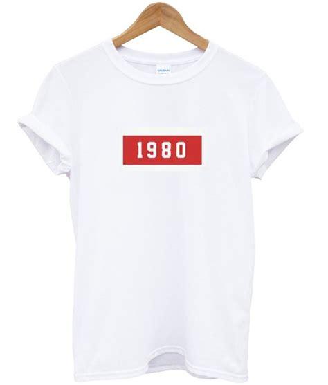 Tshirt Generation 1980 generation t shirt