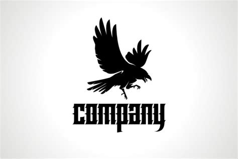 black crow logo