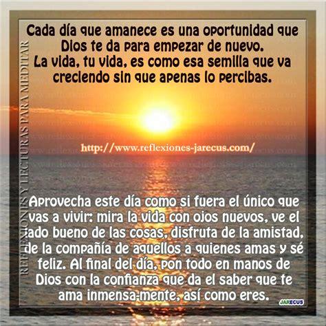 imagenes de nuevas oportunidades en la vida cada d 237 a que amanece es una oportunidad que dios te da