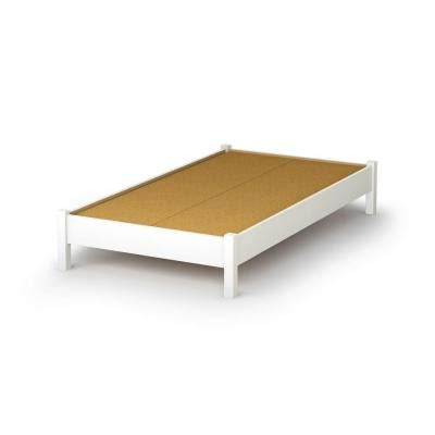 platform bed plans twin diy  plans  plans