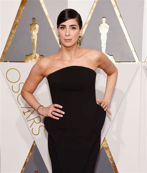 sarah silverman lucky to be alive after surgery for sarah silverman says she s insanely lucky to be alive
