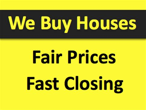 we buy houses signs we buy houses in napa get a fast fair offer within 24 hours