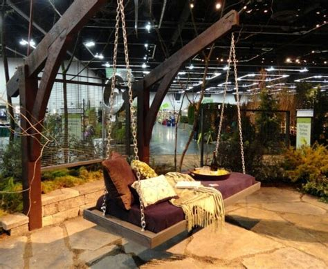 swing schaukel 10 diy garden swings that unite and function diy