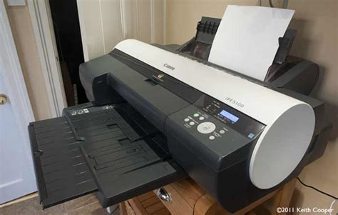 Printer Canon Ukuran A2 canon ipf5100 17 inch printer review