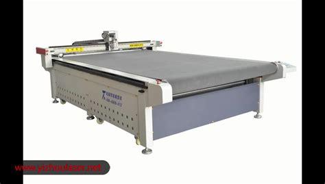 cnc knife cutting table wholesale cnc oscillating knife cutting machine