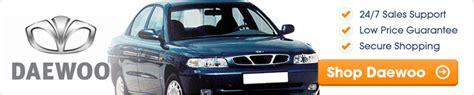 daewoo parts daewoo performance aftermarket carparts