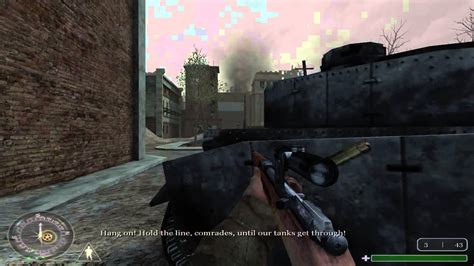 Call Of Duty 26 cod 1 call of duty 1 mission 26 berlin gameplay hd