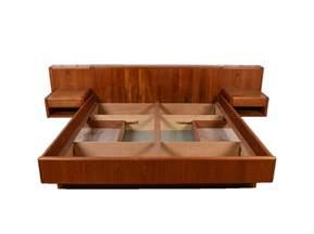 Mid Century Platform Bed Best Ideas About Midcentury Platform Beds Modern Also Mid Century Bed Interalle