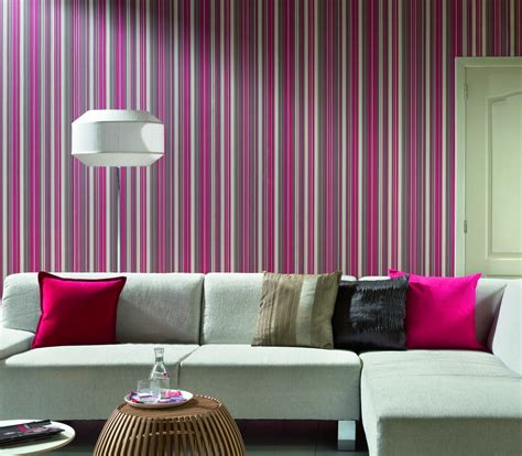 wallpaper living room wallpapers make a comeback in interior design