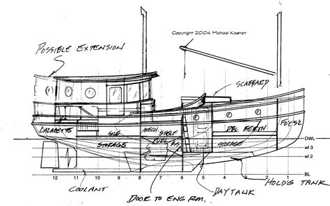 parts of a commercial fishing boat 30 trawler yacht sweet okole