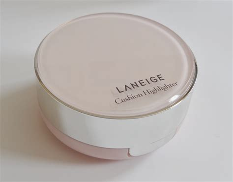 Laneige Cushion Highlighter review laneige cushion highlighter spf30 pa wantastic