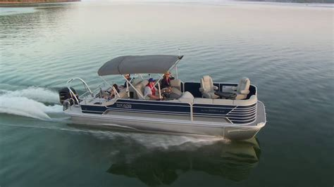 suncatcher pontoon g3 boats australia suncatcher pontoon x24 rs youtube