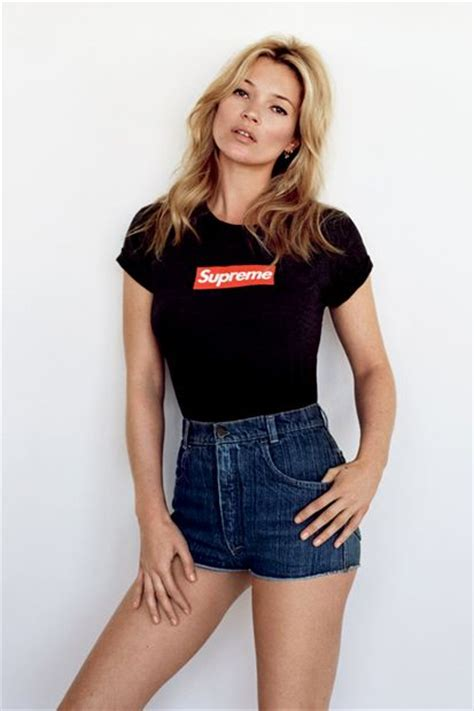 supreme womens clothing supreme x kate moss 10th anniversary kaws original