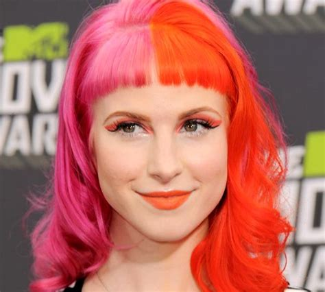 with the best pink hair color out of the