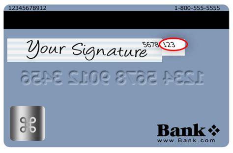 cvc on bank card credit car cvc images