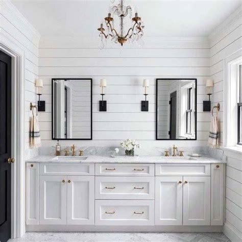 shiplap vanity top 50 best shiplap bathroom ideas nautical inspired