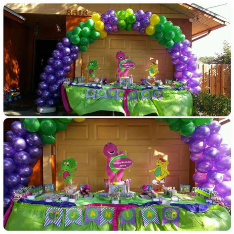 barney themed decorations 20 best ideas about barney birthday cake on