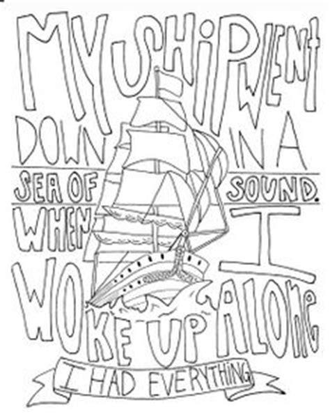 lyrics to coloring book kartel i draw band lyrics coloring pages inspirational