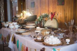 Rustic Wedding Buffet Table Design D 233 Cor Archives The Wedding Format
