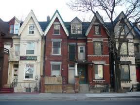 Row Houses Photo