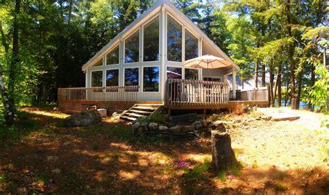 muskoka family friendly granite point cottage 5 br