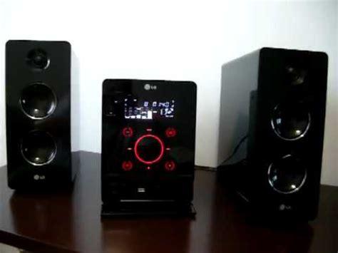 Lg Mini Hifi mini hi fi system lg fa162z