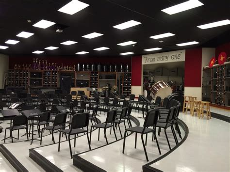 Band Room by Archive Schaumburg High School Bands