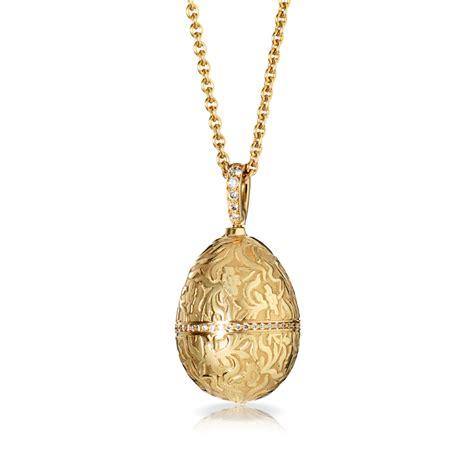gold pendant faberg 201 egg pendants faberg 201