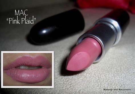 Lipstick Mac 368 Hitam 1 matte pink plaid lipstick by mac my style
