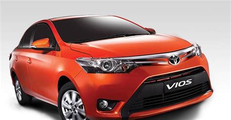 Toyota Vios Price In Philippines Toyota Motor Philippines Launches All New Vios W