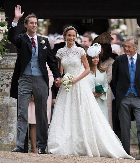 Hochzeit Pippa by Prince George Stole Headlines At Pippa S Wedding