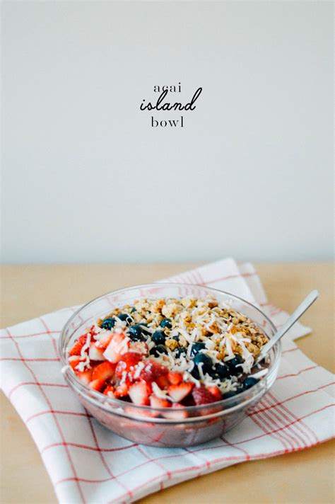 Backyard Bowl Easy A 231 Ai Island Bowl Backyard Bowls Recipe By Gabriella
