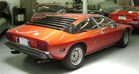 Lamborghini Urraco For Sale Usa 1975 Lamborghini Urraco Bring A Trailer