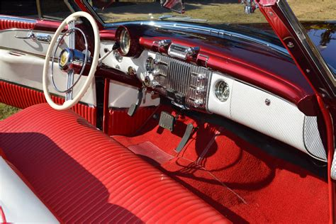 Skylark Interiors by 1953 Buick Skylark Convertible 189960
