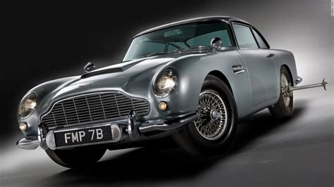 Aston Martin 1963 Dbs Bond 007 Goldfinger машины агента 007 с 1963 года по н в vicco