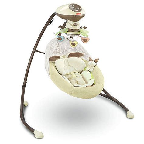bunny fisher price swing top 8 baby swings by fisher price ebay