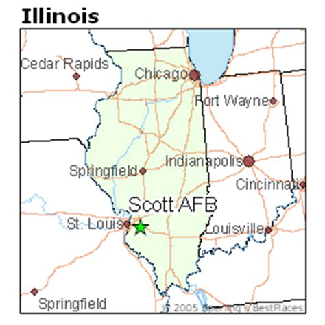 scott afb housing best places to live in scott afb illinois