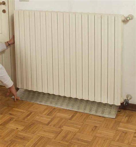 come coibentare una parete interna isolare il vano termosifone per evitare ponti termici