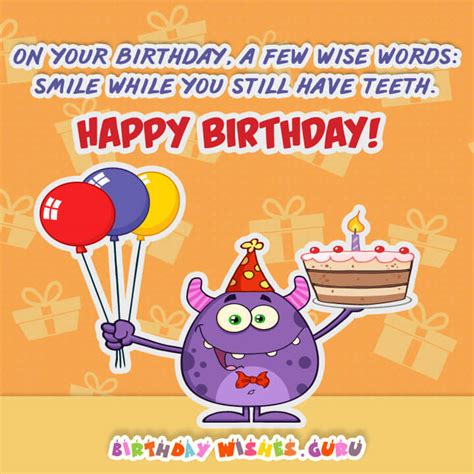 Happy Birthday Messagesfunny Happy Birthday Messages birthday wishes and messages