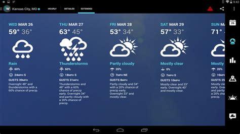 tema android terbaik dan gratis aplikasi widget ramalan cuaca android terbaik gratis
