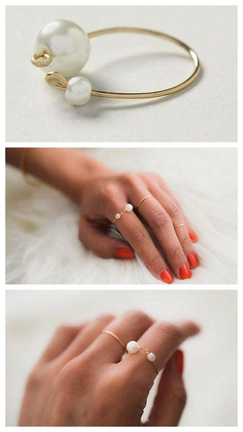 jewelry at home 20 easy step by step diy tutorials for a ring
